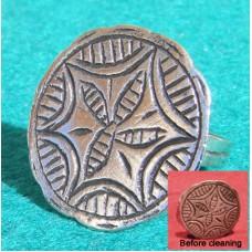 Byzantine Silver Ring