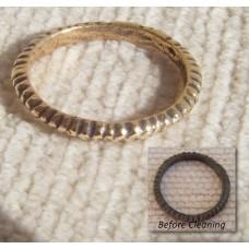 Ancient Celtic Finger Ring Bronze