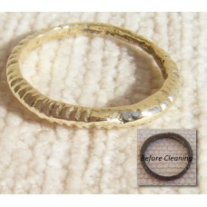 Ancient Genuine Celtic Bronze Finger Ring