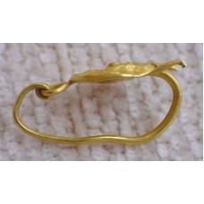 Roman Gold Earring