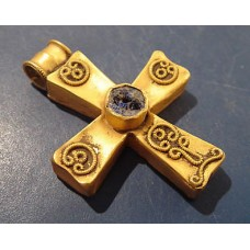 Late Roman/Early Byzantine Gold Cross