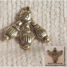 Druids Bronze Pendant Amulet - The Three Representations